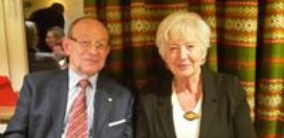 Herbert Hofmann und Renate Schmidt