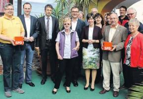 neuer UB-Vorstand 2014