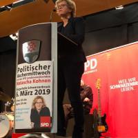 Natascha Kohnen in Schwarzenbruck